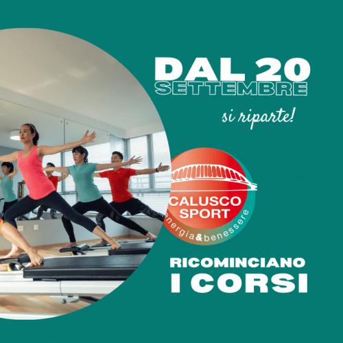 post facebook calusco sport